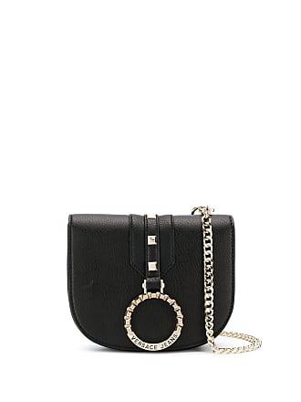 Versace Jeans Couture Bolsa transversal O-ring - Preto