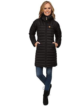 Fjällräven Snow Flake Parka (Black) Womens Coat
