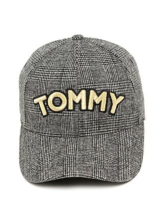 9aad3683a09aa Tommy Hilfiger Boné Tommy Hilfiger Strapback Logo Cinza