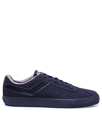 39bed4e703 Pony TÊNIS MASCULINO JUMPSHOT OX SUEDE - AZUL