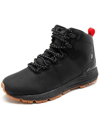 DC Bota Couro DC Shoes Muirland Preta