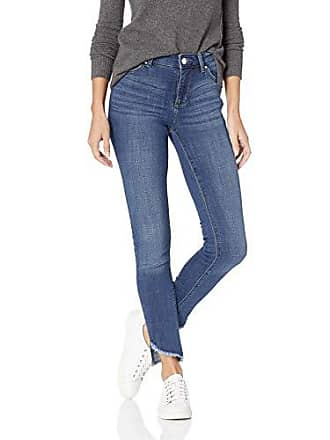 87fe3d59 Lee Womens Dream Soft Slim Fit Skinny Leg Jean, Airliner Slant Hem 4