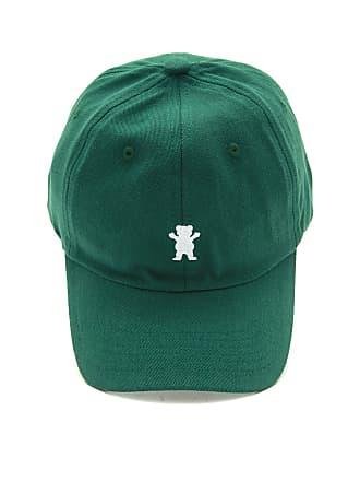 Grizzly Boné Grizzly Og Bear Logo Dad Hat Color Verde