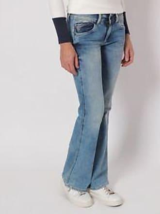 Pepe Jeans London Jeans con Tejido Desteñido<br>Regular Fit<br>Azul