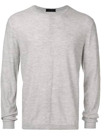 Falke crew neck classic jumper - Grey