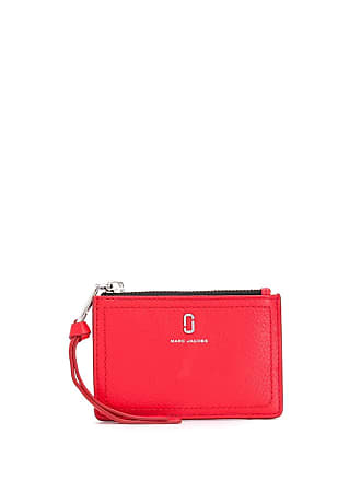 Marc Jacobs zip purse - Red