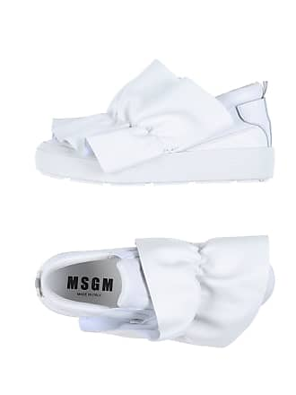 Msgm CALZATURE - Sneakers   Tennis shoes basse c79831b6cb5