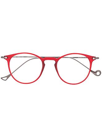 Eyepetizer Armação de óculos Wilson C0-3 - Vermelho