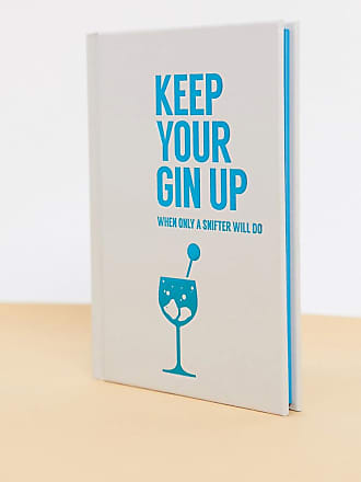 Allsorted Keep Your Gin Up book-Multi