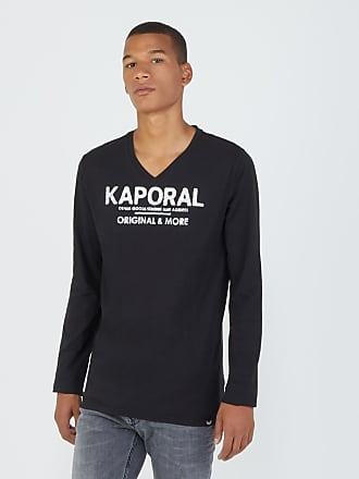 T-Shirts Manches Longues Kaporal pour Hommes   37 articles   Stylight f78aecc48bf