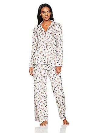 7dc0cf787b6e Karen Neuburger Womens Long-Sleeve Girlfriend Pajama Set PJ