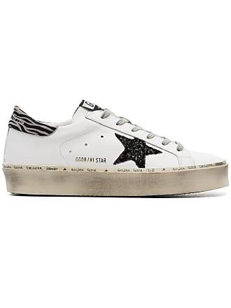 763af7710d171 Golden Goose Sneakers Hi Star - Di Colore Bianco