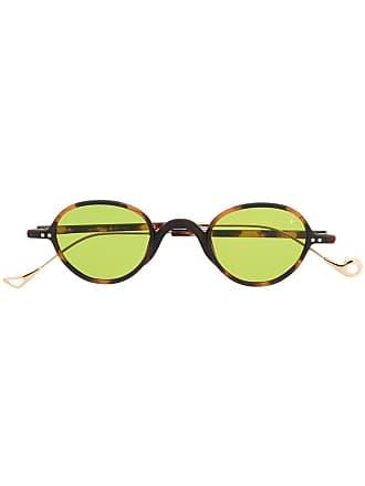 Eyepetizer Óculos de sol redondo - Marrom
