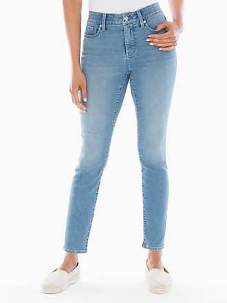 Soma Style Essentials Slimming 5 Pocket Jeans Light Wash, Size XXL