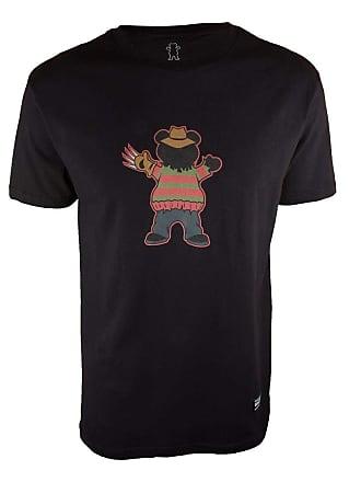 Grizzly Camiseta Grizzly Freddy Preta-GG