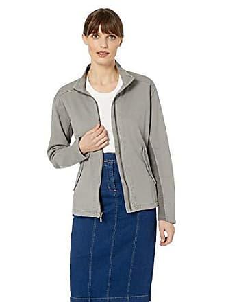Nic+Zoe Womens Duration Day Jacket, Grey Mist Medium