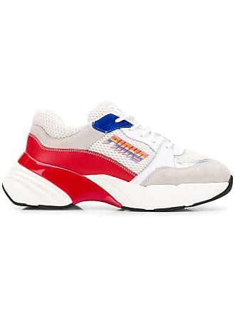 781f6829df3910 Pinko oversized sole sneakers - Neutrals
