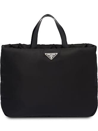 24b42fcfcfed4 Prada Mittelgroße Handtasche - Schwarz