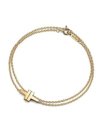 e3b60c12d Tiffany & Co. Tiffany T Two double chain bracelet in 18ct gold, medium