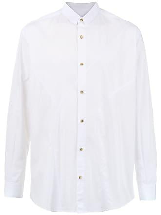 À La Garçonne Camisa mangas longas - Branco