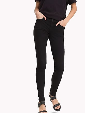 e24bad5bcf87 Tommy Hilfiger Jean skinny extensible taille normale