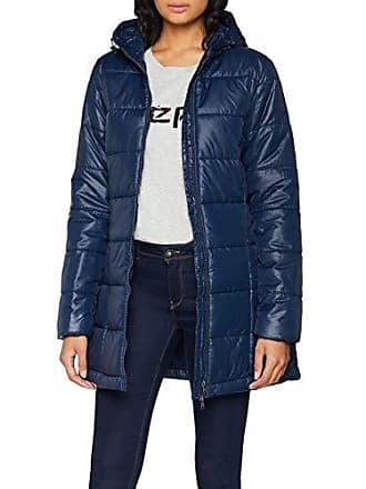 f266b27b35d4 Pepe Jeans London Tami Parka Femme Bleu (Dulwich 594) X-Small (Taille
