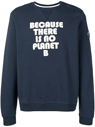 Ecoalf Suéter Planet B - Azul