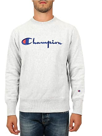 14f46694 CHAMPION REVERSE WEAVE Mens Crewneck Sweatshirt 212576, Multicolour (Loxgm  Em004), Large