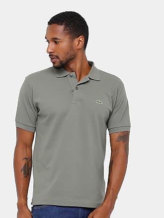 11fc68a5cd788 Lacoste Camisa Polo Lacoste Piquet Original Fit Masculina - Masculino