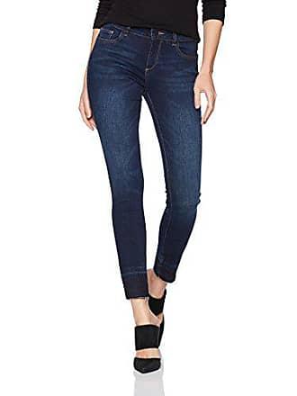 DL1961 Womens Coco Curvy Ankle Skinny Jean, Stoney 25