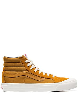 Vans Sneakers alte OG Style 138 - Di Colore Giallo 448d028889b
