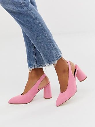 3094c1581790 Faith Chaussures à talon et bride arrière - Rose - Rose