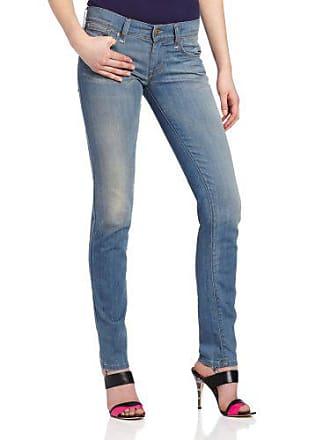 Diesel Womens Getlegg Slim Skinny Leg Jean 0821E, Denim, 25x32