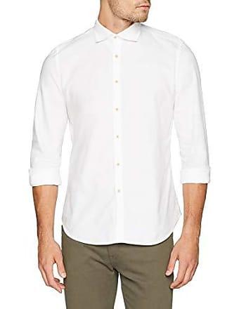 6f5b4ee30b Scalpers Rude F. Shirt White Camisa Casual