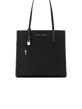 Marc Jacobs The Grind EW Shopper in Black