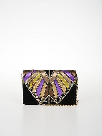 Givenchy Leather PANDORA Mini Shoulder Bag Größe Unica