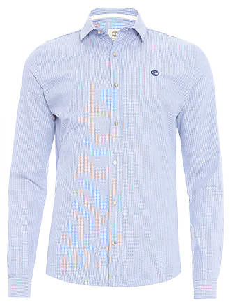 Timberland CAMISA MASCULINA REFINED CASUAL ORION - AZUL