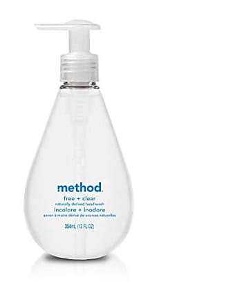 Method Gel Hand Soap, Free + Clear, 5.7 pounds