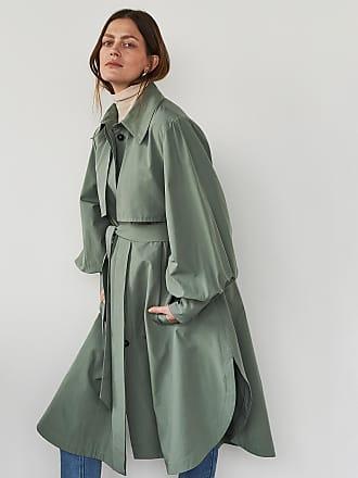 Come abbinare il cappotto monopetto blu: 279 Outfit Donna