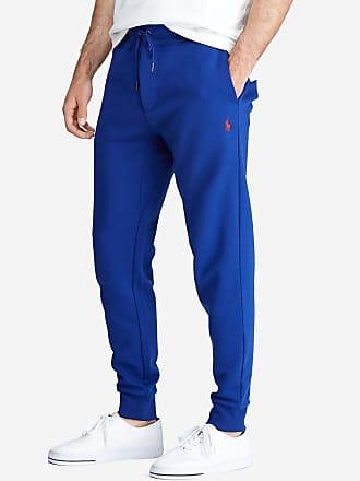 240406a07b0568 Polo Ralph Lauren Pantalon de jogging logo bleu Bleu Polo Ralph Lauren
