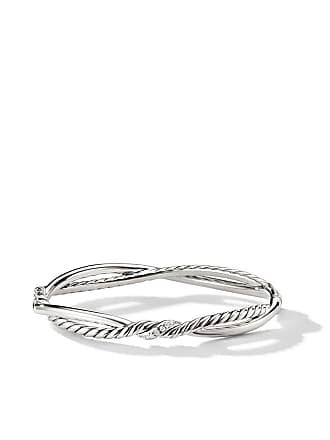 David Yurman Continuance Small Station diamond bracelet - Ssadi