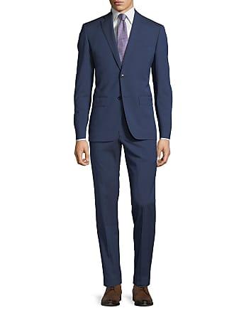 John Varvatos Slim-Fit Wool Woven Two-Piece Suit