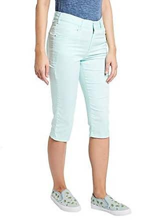 1edfab8bdf8 Pioneer Authentic Jeans Katy Capri, Bermudas Mujer, Verde (Mint 62), W29