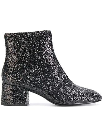 1fb02e3d04d7 Ash glitter ankle boots - Black