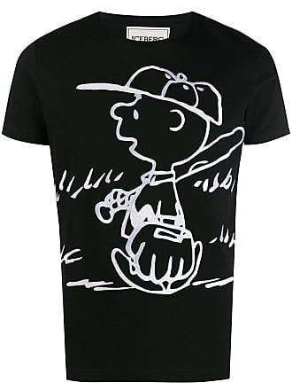 Iceberg Charlie Brown T-shirt - Black