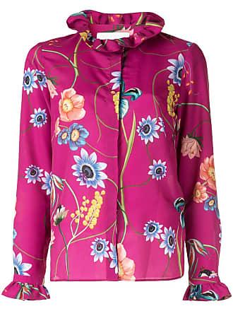 Borgo De Nor Camisa floral Veronica - Rosa