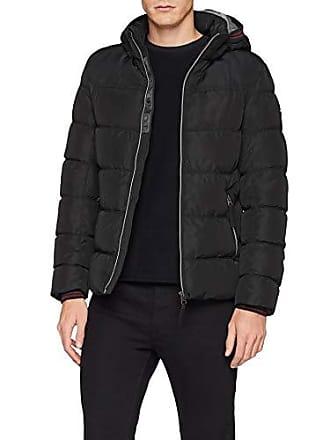 9f6eecf7daea Tom Tailor Herren Jacke Funktionsjacke mit Kaputze und gesteppter Optik