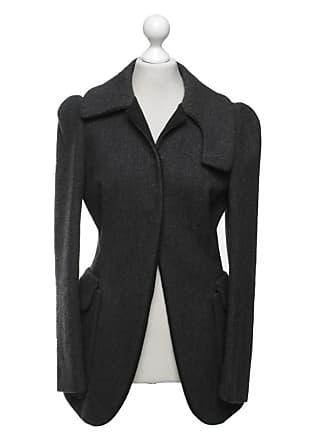22fc5e5a29b62 Prada gebraucht - Jacke Mantel aus Wolle in Grau - DE 40 - Damen -