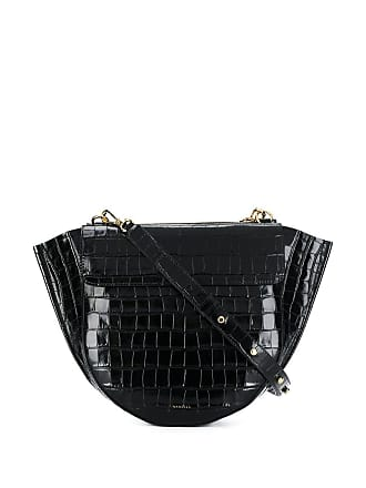 Wandler Hortensia medium bucket bag - Black