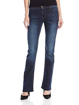 2e9b5edff8e7b9 Liverpool Jeans Company Womens Blue Jay Way Lucy Bootcut Jean, Belgium Wash,  0